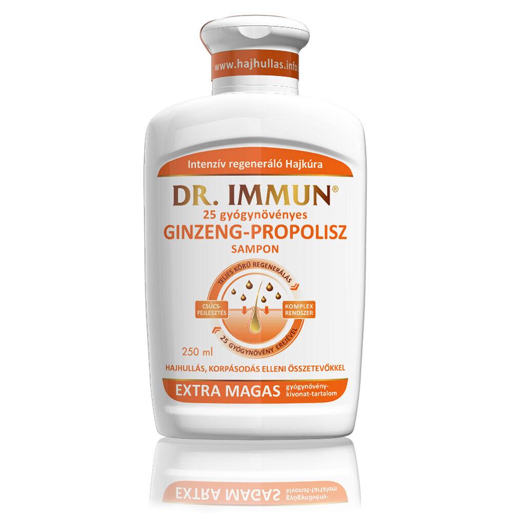 DR. IMMUN Ginzeng-Propolisz Sampon