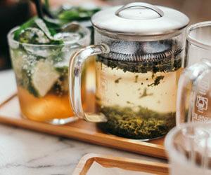 Méregtelenítés teával