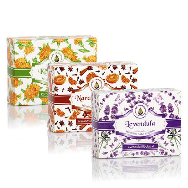 Kényeztető szappan 2+1 csomagakció