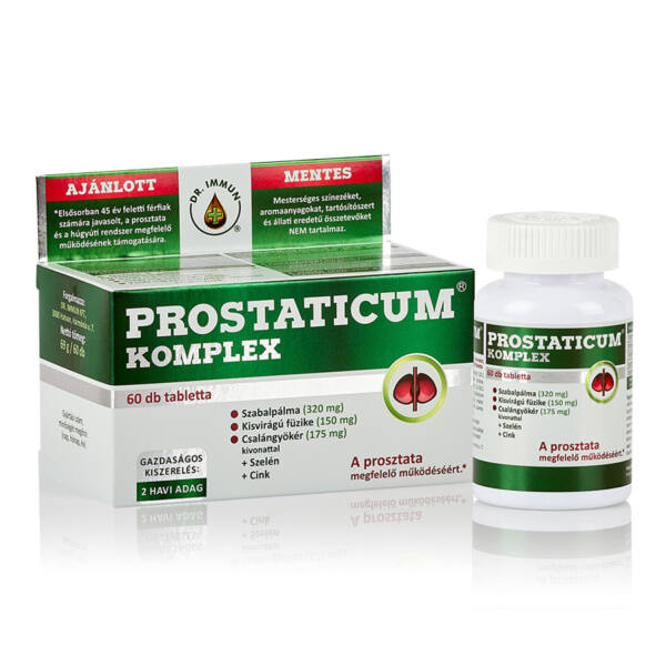 Prostaticum KOMPLEX tabletta