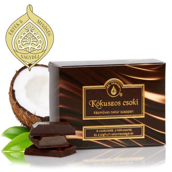 DR. IMMUN Kókuszos csoki szappan